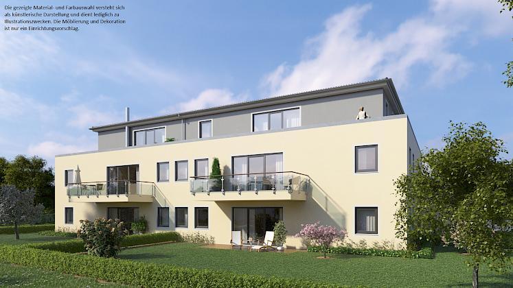 Wohnen in Eching, Dietersheim
