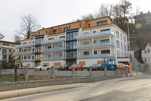 Wohnen in Deggendorf, Amanstraße