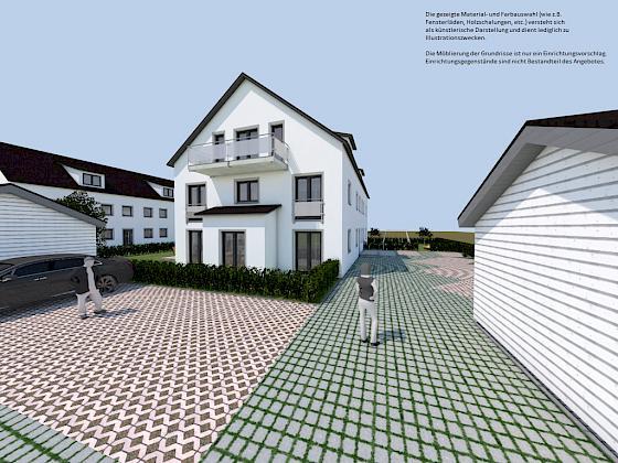 Wohnen in Goldach/Hallbergmoos