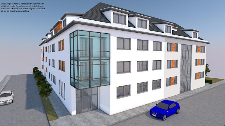Wohnen in Deggendorf, Amanstraße 20