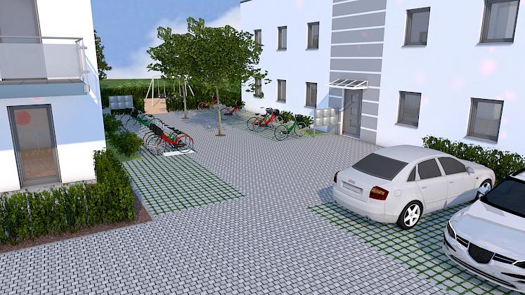 Wohnen in Goldach/Hallbergmoos, Hauptstraße 110