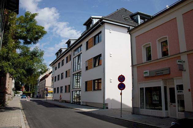 Mietwohnungen im Stadtzentrum Deggendorf